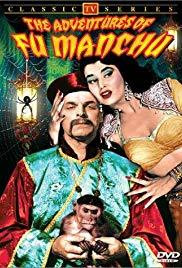 The Adventures Of Fu Manchu (used)