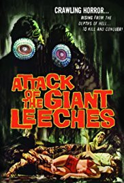 Attack of the Giant Leeches (used)