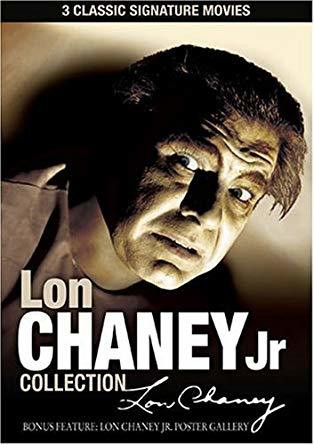 Lon Chaney Jr. Signature Collection (used)