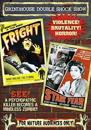 Grindhouse Double Shock Show: Fright/ Stark Fear (used)