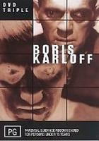 Boris Karloff Triple (The Black Cat, The Raven, The Mummy) (käytetty)