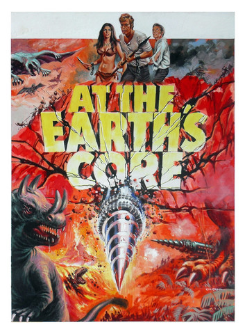 At The Earth's Core (used)