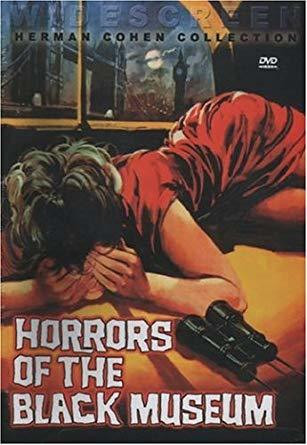 Horrors Of The Black Museum (used)