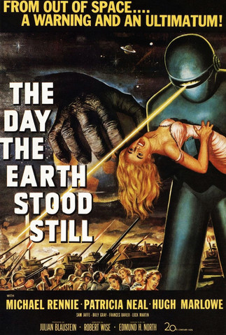 The Day the Earth Stood Still (used)