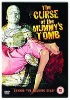 The Curse Of The Mummy's Tomb (käytetty)