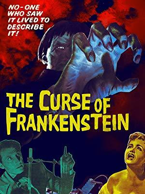 The Curse of Frankenstein (used)