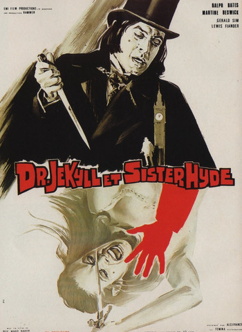Dr. Jekyll and Sister Hyde (used)