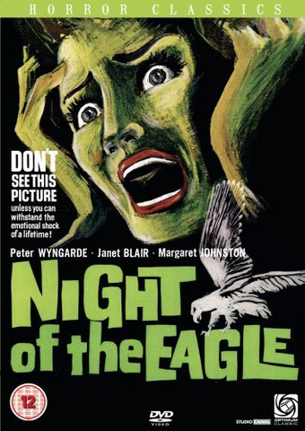 Night of the Eagle (used)