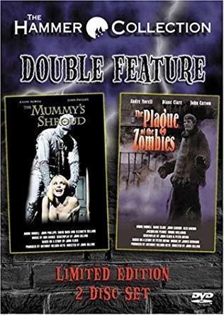 The Mummy's Shroud/ The Plague of the Zombies (used)