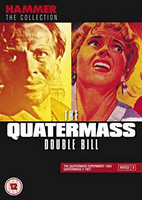 The Quatermass Double Bill (käytetty)