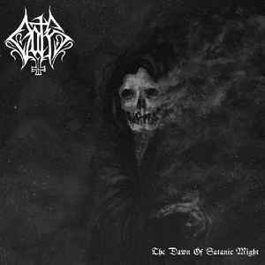 Oath ‎– The Dawn Of Satanic Might LP (new)