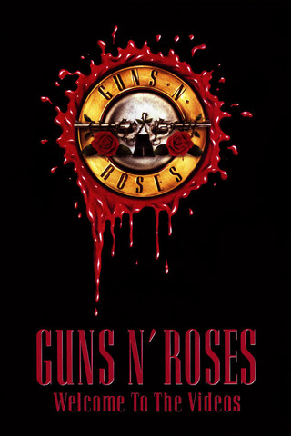 Guns N' Roses - Welcome To The Videos (used)