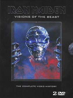 Iron Maiden - Visions of the Beast (used)