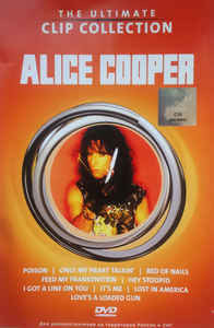 Alice Cooper - The Ultimate Clip Collection (used)
