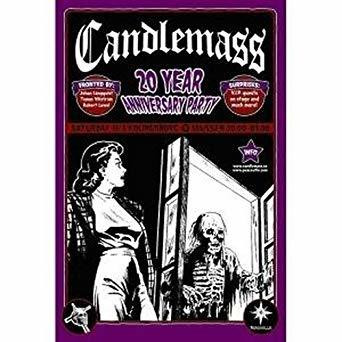 Candlemass - 20 Year Anniversary Party (used)