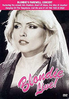 Blondie - Live [DVD] [2002] (käytetty)