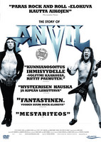 Anvil - The Story of Anvil (uusi)