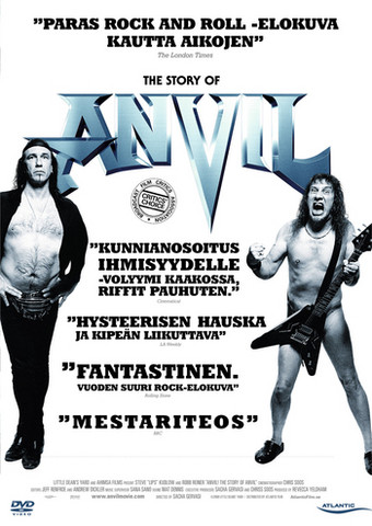 Anvil - The Story of Anvil (new)