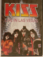 KISS - Live In Las Vegas (used)