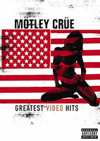 Mötley Crue - Greatest Video Hits DVD (käytetty)