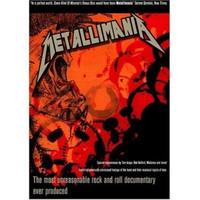 Metallica - Metallimania (käytetty)