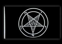 Pentagram flag