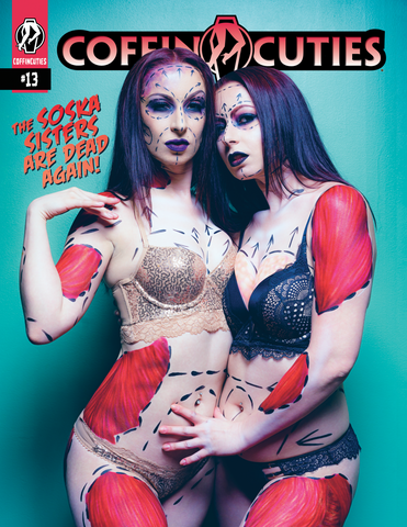 Coffin Cuties - Issue 13