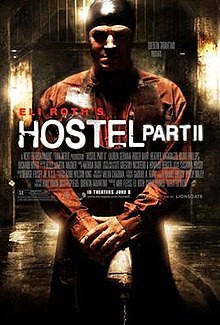 Hostel: Part II (used)