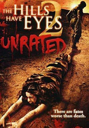 The Hills Have Eyes 2 (2007) (used)