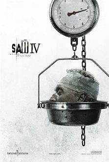 Saw IV (used)