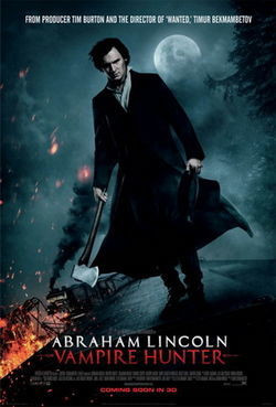 Abraham Lincoln: Vampire Hunter (used)