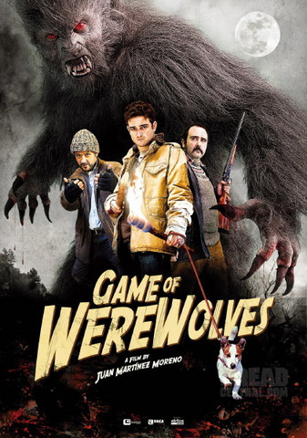 Game of Werewolves (used)