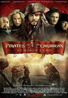 Pirates of the Caribbean - Maailman Laidalla (2-Disc edition) (käytetty)