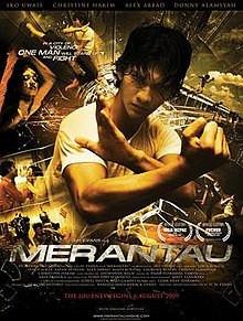 Merantau (used)
