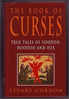 The Book of Curses: True Tales of Voodoo, Hoodoo and Hex (käytetty)