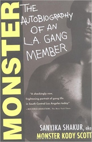 Monster: The Autobiography of an L.A. Gang Member (used)