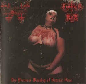 Anal Blasphemy / Forbidden Eye – The Perverse Worship Of Satanic Sins (CD, New)