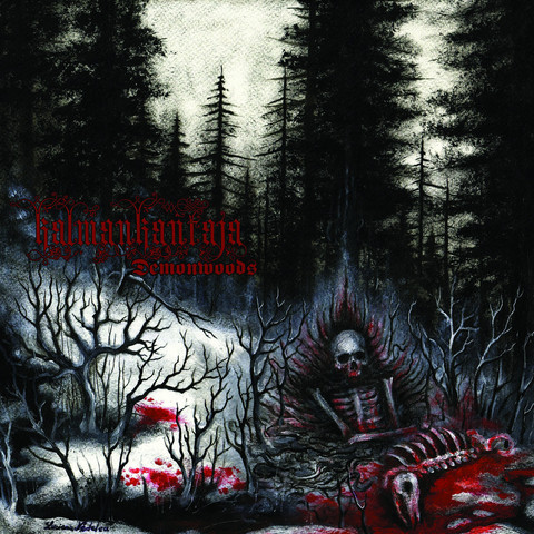 Kalmankantaja - Demonswood (CD, New)