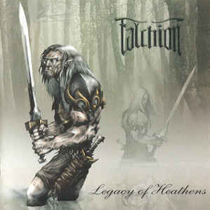 Falchion ‎– Legacy Of Heathens (new)