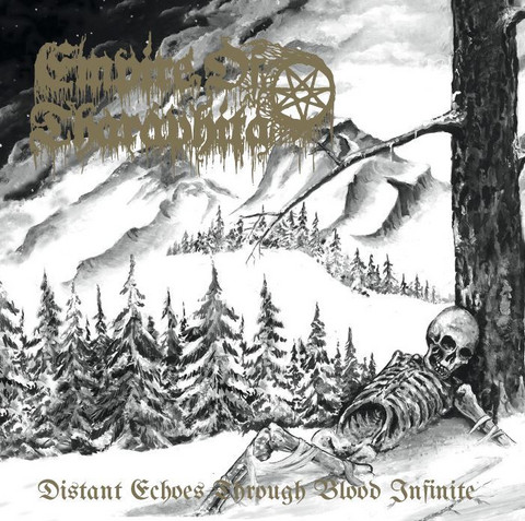 Empire of Tharaphita - Distant Echoes Through Blood Infinite (CD New)