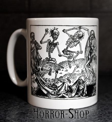 Black Death Mug