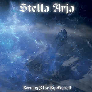 Stella Arja ‎– Borning Star By Myself (CD, Uusi)