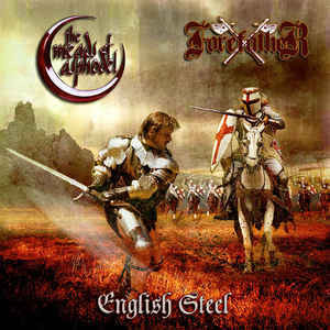 The Meads Of Asphodel / Forefather ‎– English Steel (CD, Uusi)