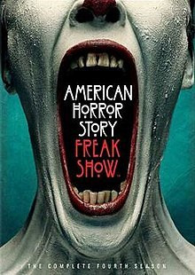 American Horror Story - Freak Show (used)