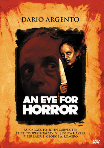 Dario Argento: An Eye for Horror (used)