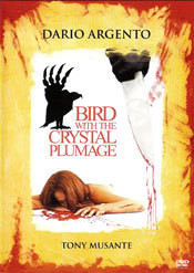 The Bird with the Crystal Plumage (used)