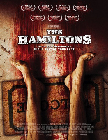 The Hamiltons (used)