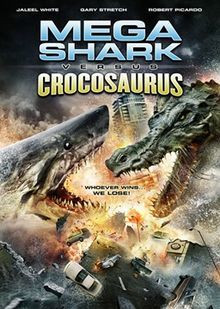 Mega Shark Vs. Crocosaurus (used)