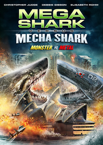Mega Shark vs. Mecha Shark (used)