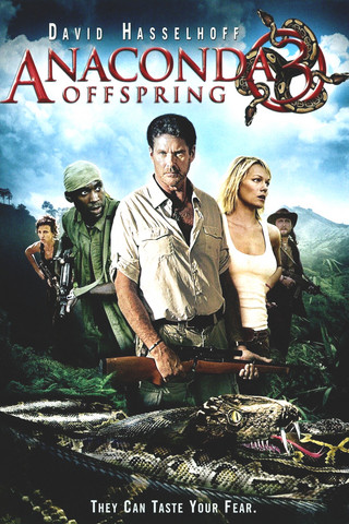 Anaconda 3: Offspring (used)